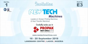 NEWTECH PROPAK WEST AFRICA Exhibition Invitation 8-20 Sept 2018 web